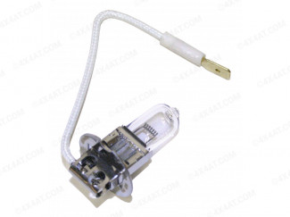 Clear Spotlight Bulb H3 130W