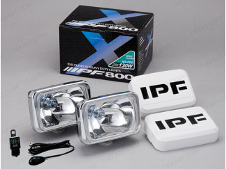 IPF 800 Rectangular Spot Lamps