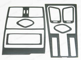 Ford Maverick Mk1 96-99 Carbon Look Trim Kit For Interior Dash Board