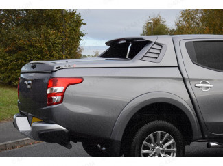 Alpha SC-Z Sport tonneau cover for the Mitsubishi L200