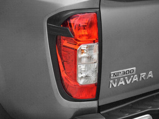 Black Tail Lamp Surrounds