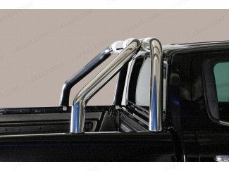 Nissan Navara NP300 2015 On Single Stainless Steel Sports Bar By Misutonida