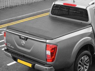 Navara NP300 Tonneau Cover Soft Roll Up Ultra Taught