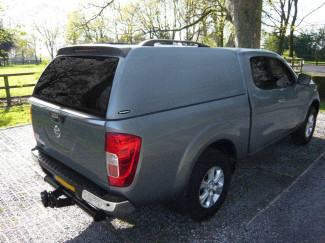 Nissan Navara NP300 Extra Cab Commercial Carryboy Truck Top