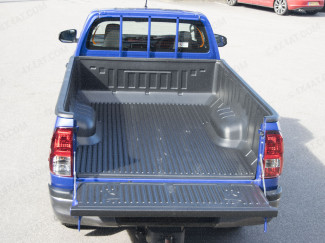 Toyota Hilux 2016 On Single Cab Proform Load Bedliner - Over Rail