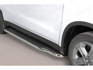 Suzuki Vitara 2015 Onwards Misutonida Stainless Steel Side Steps