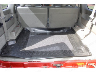 Fitted Boot Liner for Nissan Patrol GR, LWB (1998-2006)