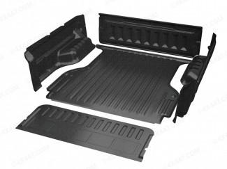 Nissan Navara NP300 Proform Sportguard Load Bedliner - Under Rail