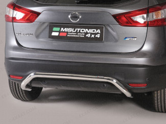 Misutonida Stainless Steel Rear Bumper Protection Bar