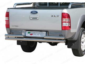 Ford Ranger Mk3 2006-2009 Stainless Steel Rear Bar