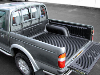 Ford Ranger 3/4 Double Cab Under Rail Bed Liner