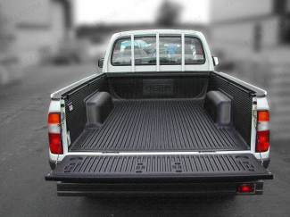 Ford Ranger 2006-2012 Single Cab Over Rail Bed Liner