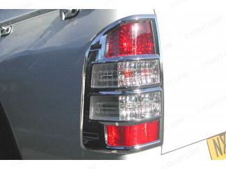 Ford Ranger Mk4 Chrome Tail Lamp Covers