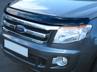 Ford Ranger T6 Airplex Bonnet Guard