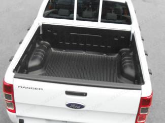 Ford Ranger 2012 On DC Pickup Truck Bed Liner Under Rail