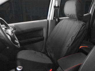 New Ford Ranger 2019 Onwards Tailored Waterproof Front Seat Covers
