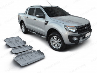 Alloy Under Body Protection Kit