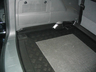 Daewoo Rexton Liner Mat For The Cargo / Boot Area