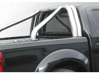 Stainless Steel Double Hoop Sports Bar Fpr L200 / D40 / Hilux