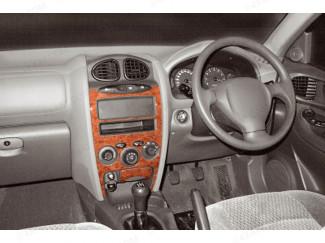 Hyundai Santa Fe Santa Fe Mk1 - 03  Wood Trim Kit For Interior Dash Board