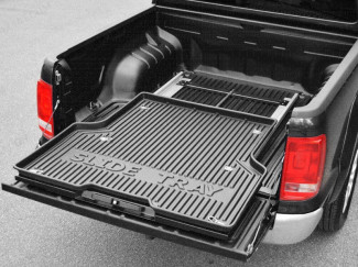 Sliding steel pickup bed tray suitable for Mercedes X-Class