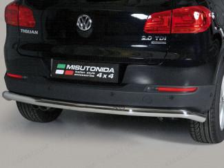 VW Tiguan Rear Bumper Protection Bar