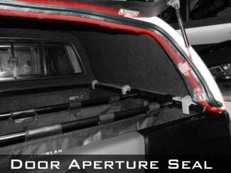 Tailgate Door Aperture Seal 240cm For Carryboy 560 Hardtop