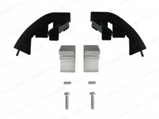 Roll'N'Lock End Cap Pair B13-518 For Toyota Hilux 2016