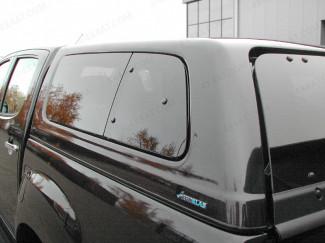 Aeroklas Canopy Left Hand Pop Out Window Set - 2012 on Isuzu D-Max