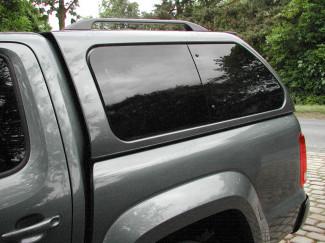 VW Amarok Aeroklas Canopy Left Hand Pop Out Window Set
