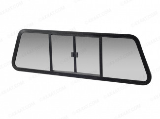 ARB Canopy Universal Bulkhead Window By Statewide