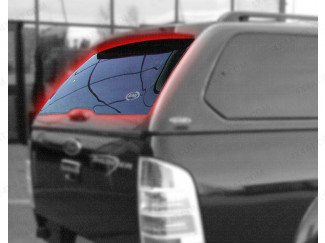 Alpha GSE Hard Top Non Heated Rear Door Glass Ford Ranger 2006-2012