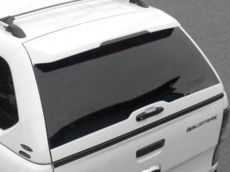 Alpha GSE Hard Top Heated Rear Door Glass Ford Ranger T6 2012 Onwards