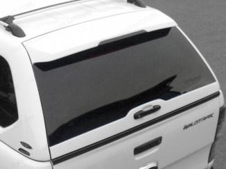 Alpha Gse Hardtop Heated Rear Door Glass D-Max 2012 Onwards