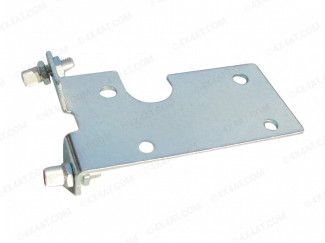 Mountain Top Bracket Plate For Rotary Latch