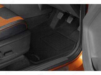 Ford Ranger Raptor Tailored 3D MAXpider Kagu Floor Mats