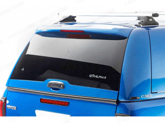 ALPHA CMX GULLWING CANOPY REAR DOOR GLASS - ALL MODELS
