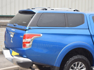 Alpha Type-E hard top for Mitsubishi L200 double cab 2015