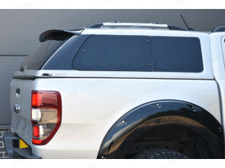 Isuzu D-Max 2021 On Double Cab Alpha XS-T Hardtop Canopy in Various Colours