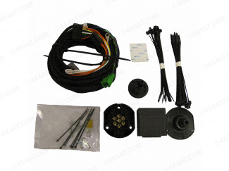 VW Amarok Plug N Play Towing Electrics Kit