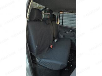 Fitted waterproof rear seat cover, VW Amarok