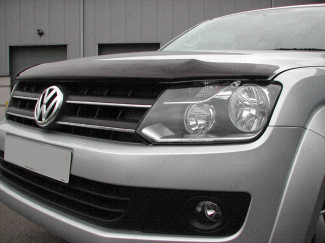 VW Amarok bonnet guard