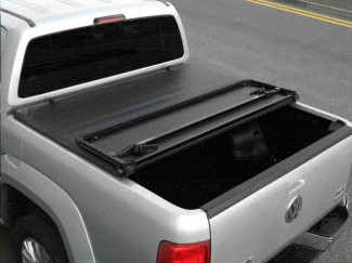 Hard Tri-Folding Vinyl tonneau cover
