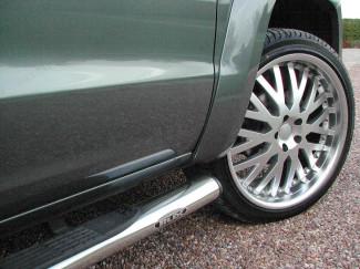 Aston Aluminium Wheels for VW Amarok