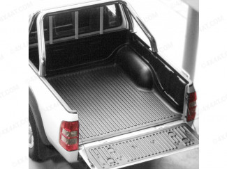 Ford Ranger 3/4 Double Cab Over Rail Bed Liner