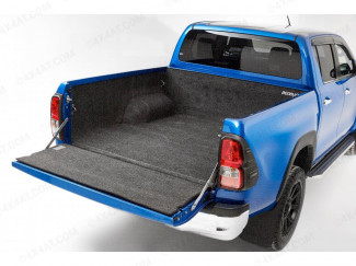 Toyota Hilux double cab Bed Rug load bed liner