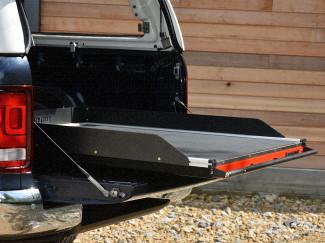 Rhino Deck Anti-Slip Heavy Duty Bed Slide for the VW Amarok