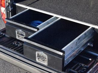 Bespoke Load Bed Drawer System