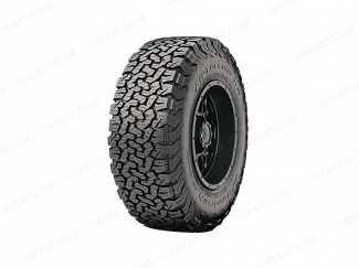 BF Goodrich KO2 tyre without white lettering