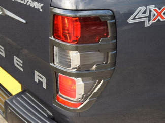 Ford Ranger 2012 On Carbon Tail Lamp Surrounds